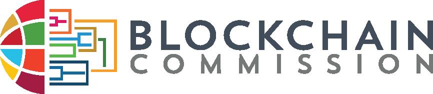 Create BLOCKCHAIN industry global Logo