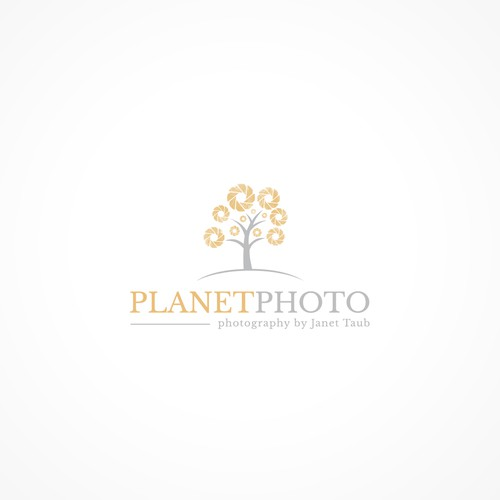 Create a memorable, sophisticated logo for Planet Photo!
