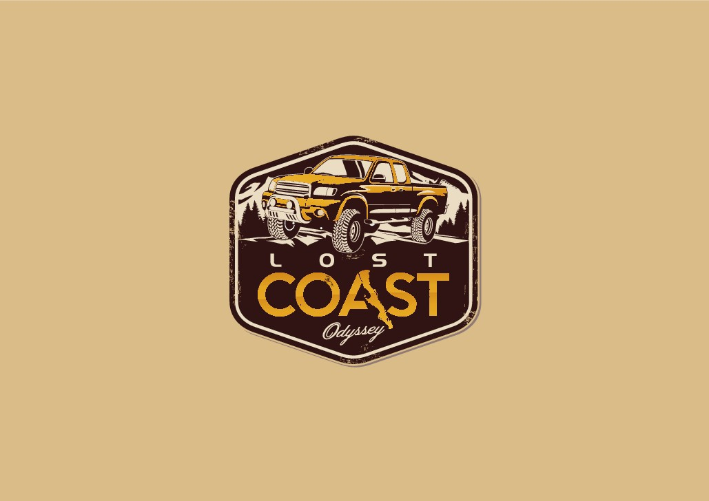 Lost Coast Odyssey is looking for an adventurous new logo.
