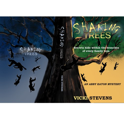Book cover for shaking trees