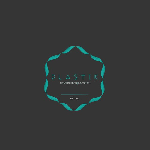 "Logo concept for ""Plastik"""