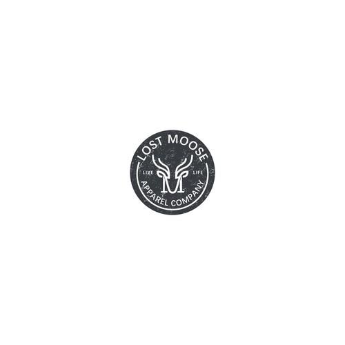 logo Lost Moose Apparel