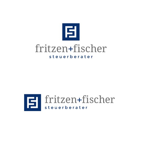 Logo contest winner for fritzen+fischer