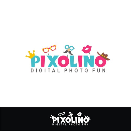 Fun Logo for Pixolino