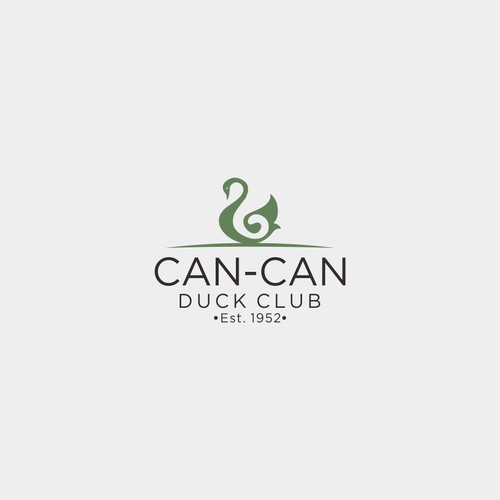 Can-Can Duck Club.