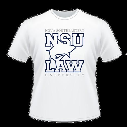 NSU LAW T-Shirt Graphic