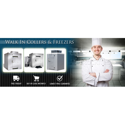 Commercial Kitchen Equipment Banners