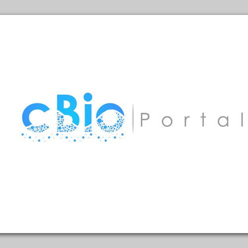 Create a logo for the cBioPortal, a popular website for cancer research