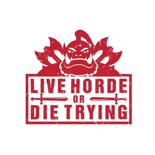 Logo for:Live Horde or Die Trying