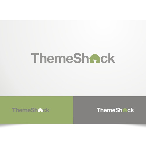 ThemeShack Internet Logo Design