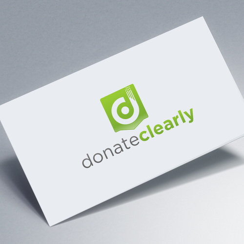 donate clearly