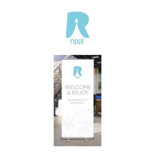 Logo for Rippl