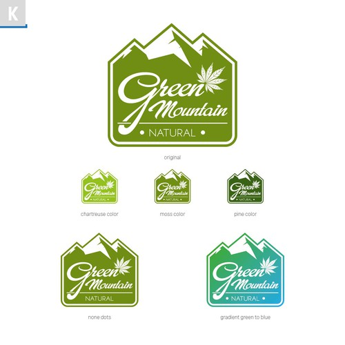 Logo for GREEN MOUNTAIN NATURAL