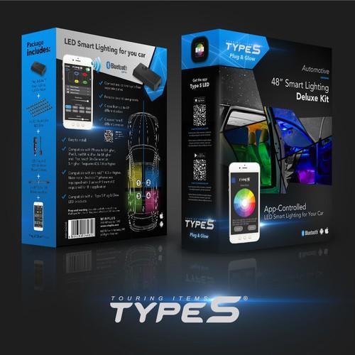 Packaging: Smart Lighting