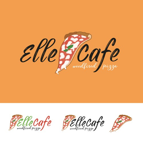Elle Café - woodfired pizza