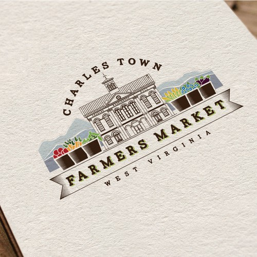Logo design needed for our farmers market!