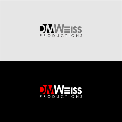 Logo for DM Weiss Productions