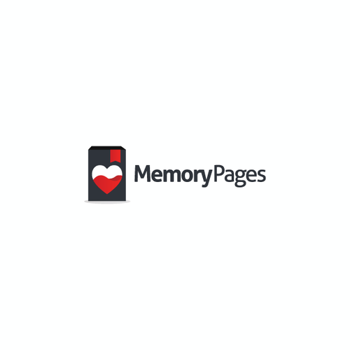 MemoryPages logo