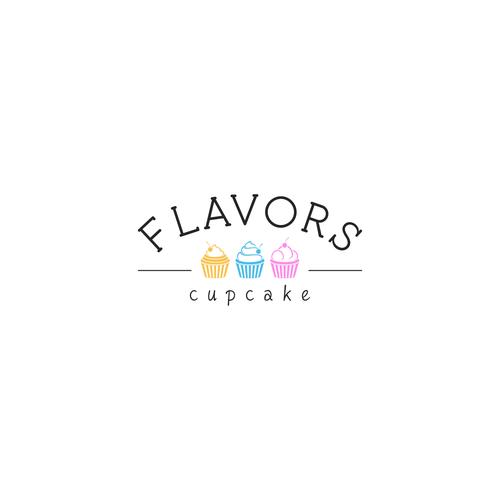design concept cupcake
