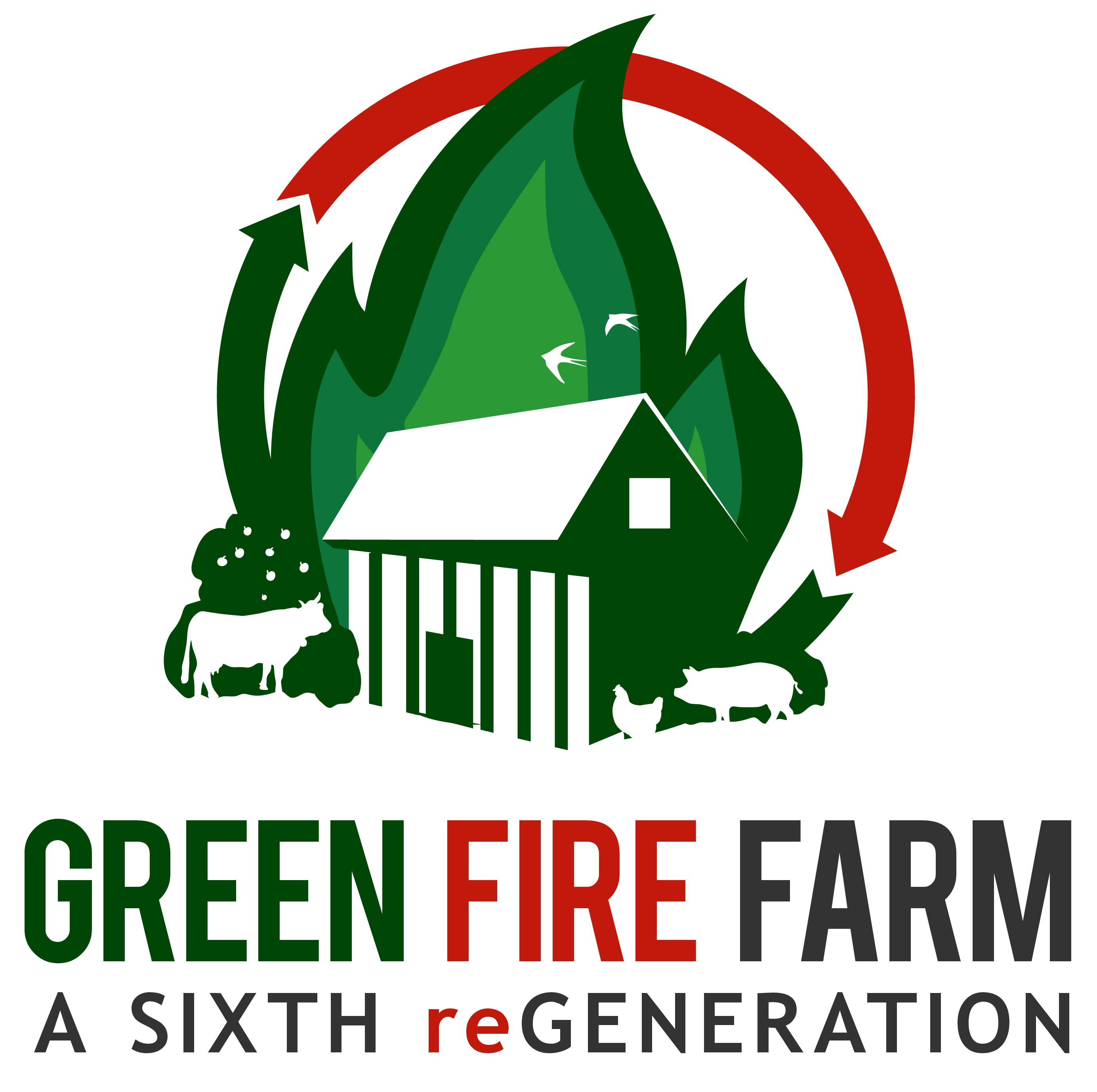 Green Fire Farm has burning vision, we need a logo to match it and ignite a spark in our customers!