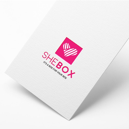 She Box - A box for your box