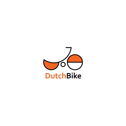 Create the next logo for DutchBike.ca