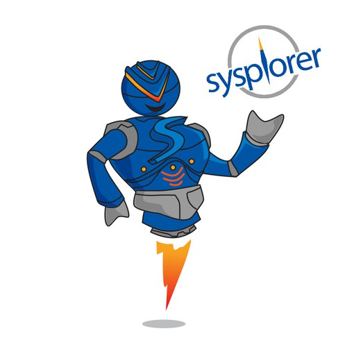 Mascote Sysplorer GMT G7