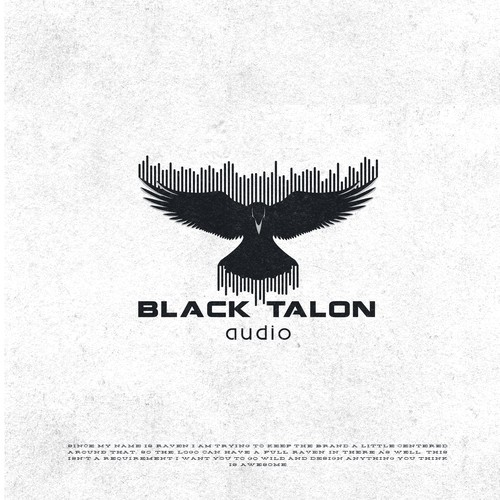 Black Talon Audio Logo