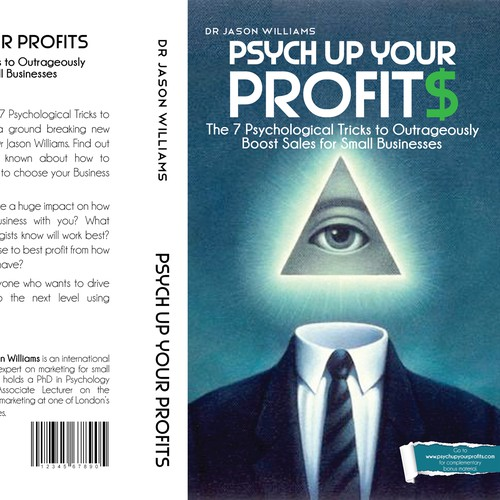 corporate book cover