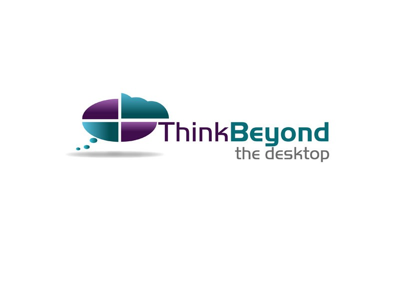 Create the next logo for Think Beyond the Desktop