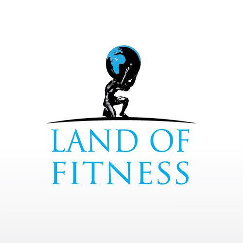 New logo wanted for Land of Fitness