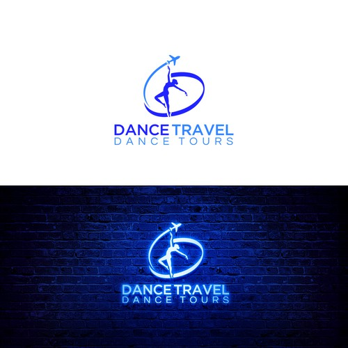 Logo for a Travel Company