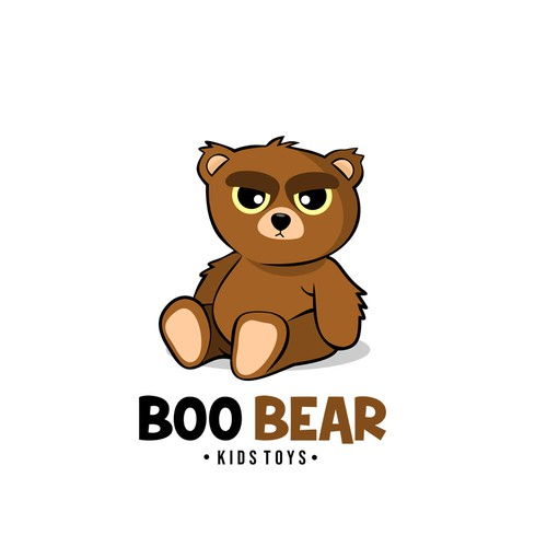 Boo Bear_kids toys