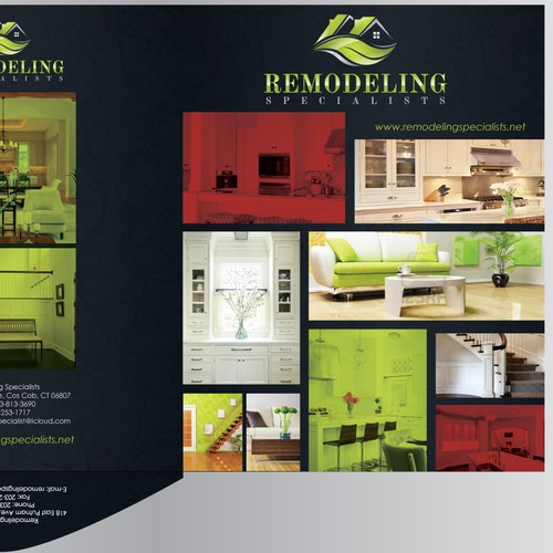 Presentation Folder Design wanted for Remodeling Specialists, Inc.