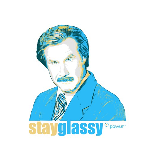 Stay glassy
