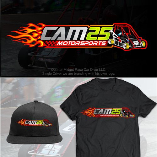 CAM Motorsports Logo