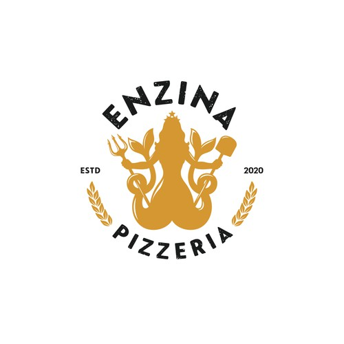 Enzina Pizzeria Logo