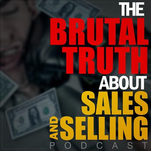 Brutal Truth Podcast Artwork Concept
