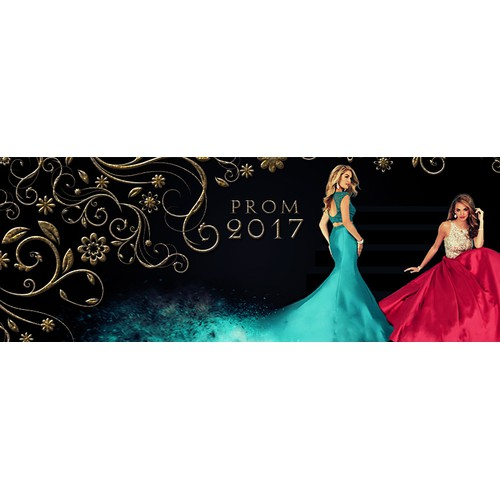 "Facebook banner ""prom 2017"""