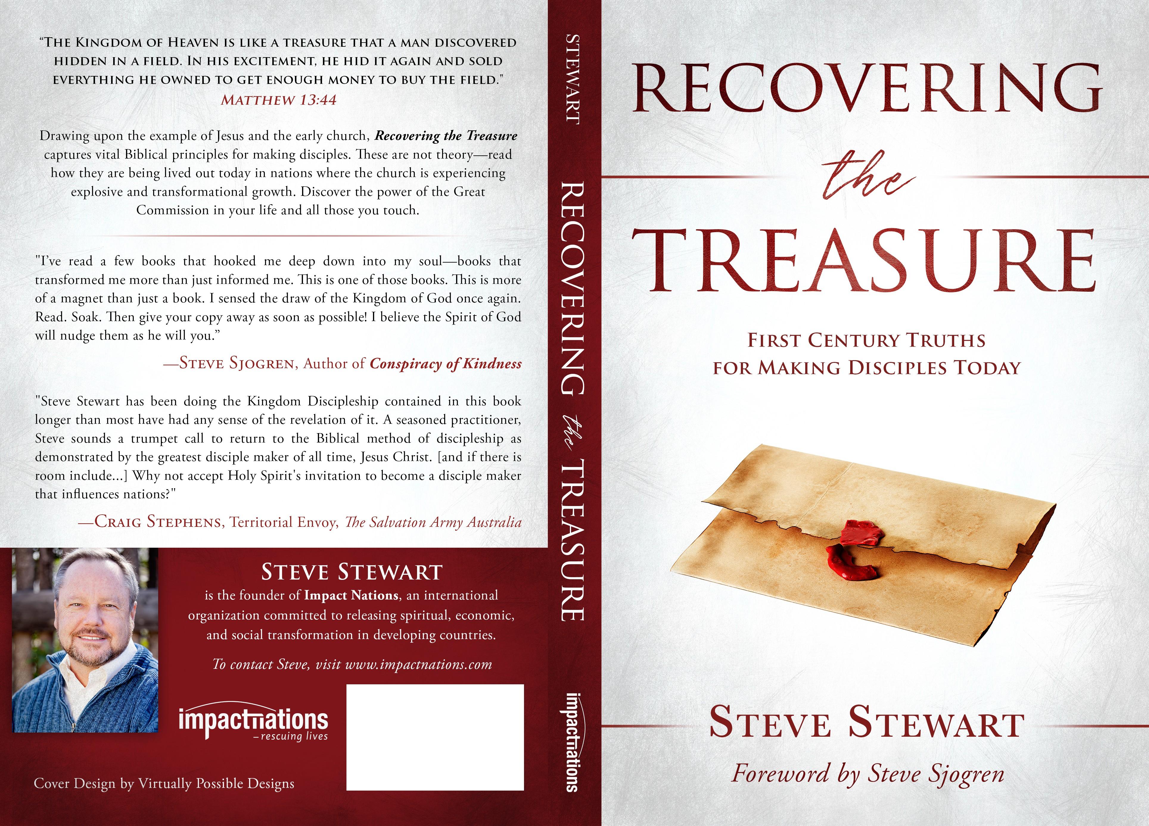 Christian Non-Fiction Book Cover