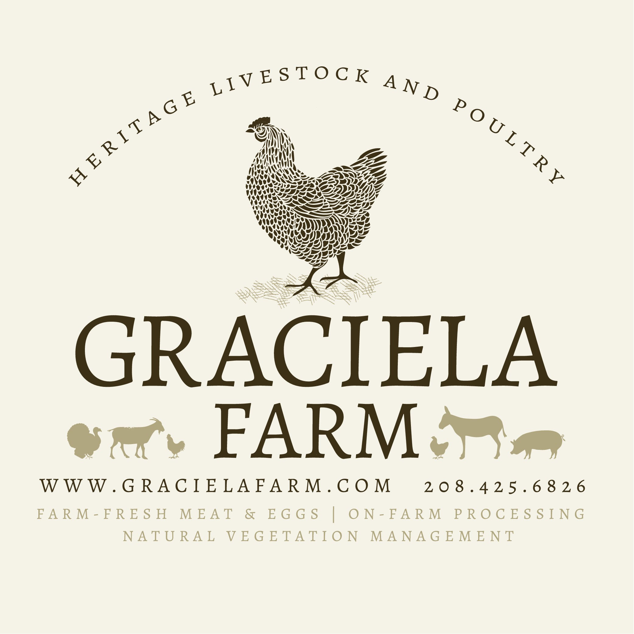 Help support local farmers by creating a modern compelling logo with a vintage feel