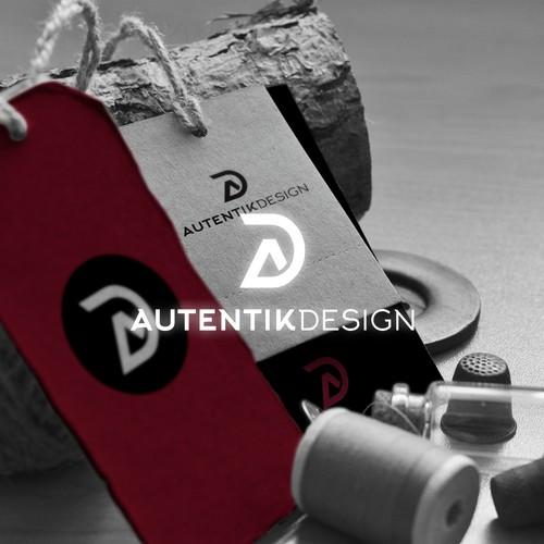 Logo for Autentik Design