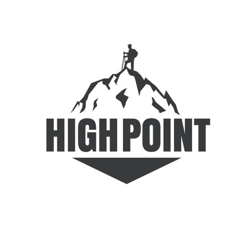 Bold Logo For HighPoint