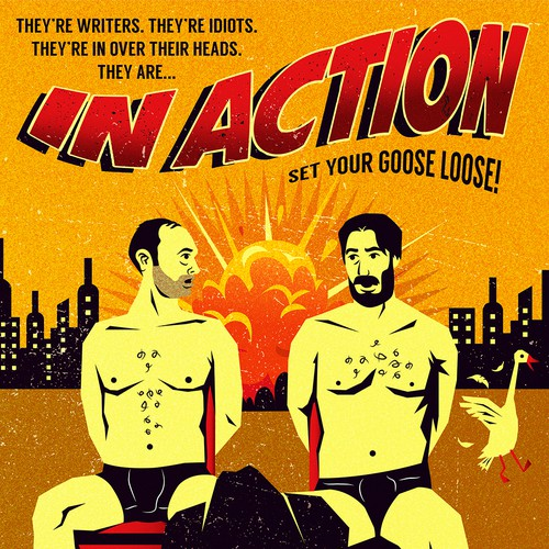 In Action - Movie Poster