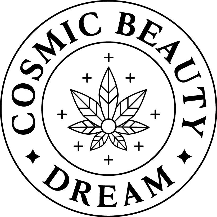 I'm looking for a logo that incorporates a galaxy or universe like style in girly colors.