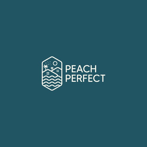 Logo Design for Pleach Perfect Hotel & Travel Industry