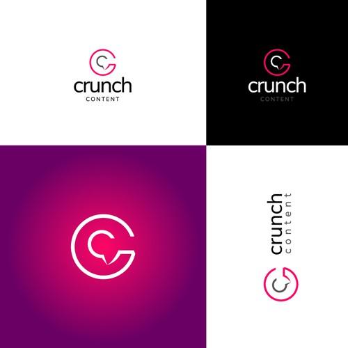 Crunch Content Logo