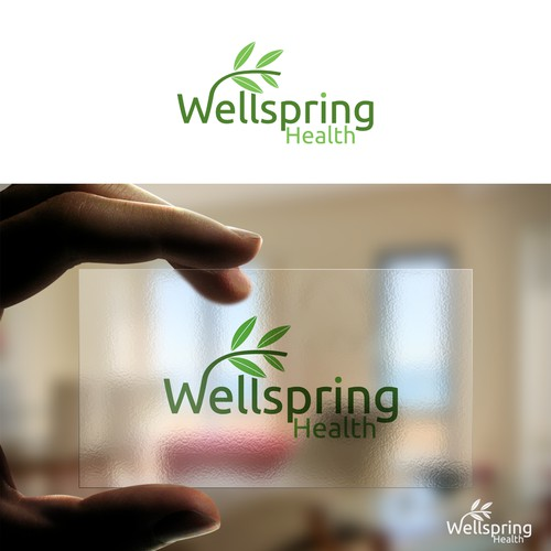 logo for wellspring health