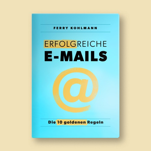 Book Cover minimalist style