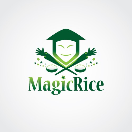 New logo wanted for Magical Rice